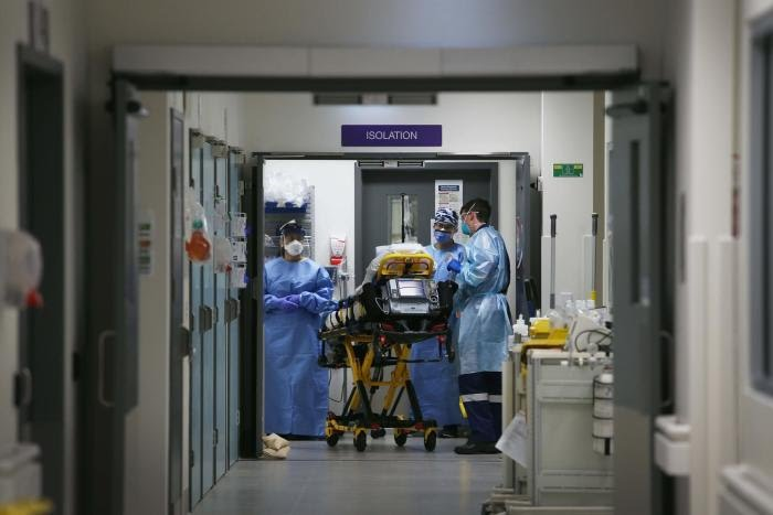 We do not yet fully understand the long-term health impacts from COVID-19. Picture: Getty Images